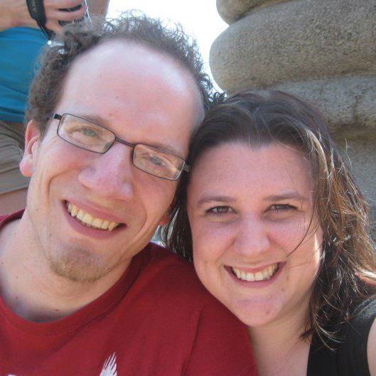 Pastor David and Tara
