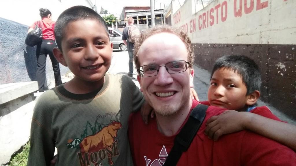Henry, me, Eduardo